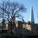 Tower of London and Shard