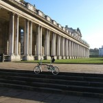 A Brompton in Greenwich