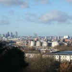 View from Greenwich Observatory - North West